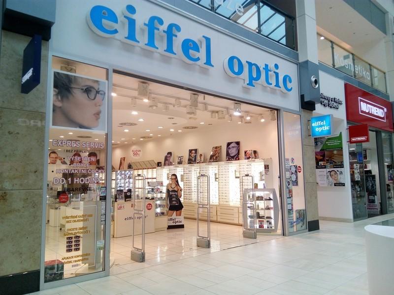 Přes Bariéry - Optiky - Eiffel Optic OC Metropole Zličín a0295a21f52