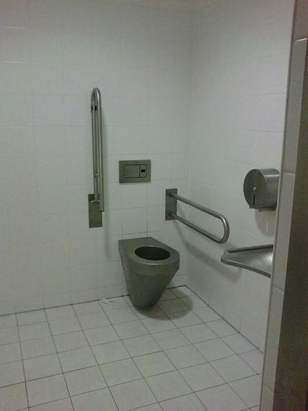 Veřejné toalety praha
